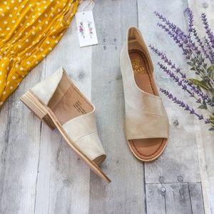 Shoes - 'Lotus' Flats